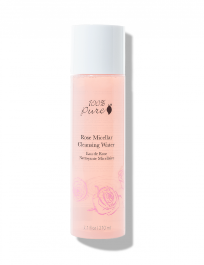 Rose Micellar Cleansing Water - Eau Micellaire à la Rose