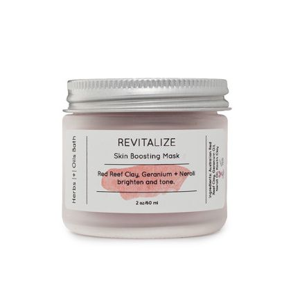 Revitalize Facial Mask - Masque Visage