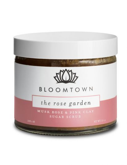 Exfoliating & Moisturising Sugar Scrub : The Rose Garden - Gommage corps