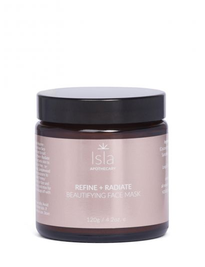 Refine + Radiate Beautifying Face Mask - Masque Visage Eclat