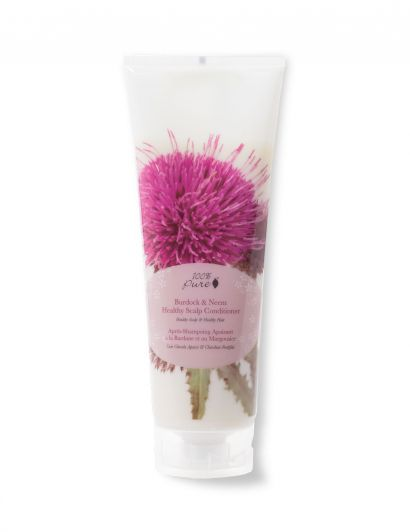 Burdock & Neem Healthy Scalp Conditioner - Après-Shampoing Cuir Chevelu Sensible Bardane & Neem