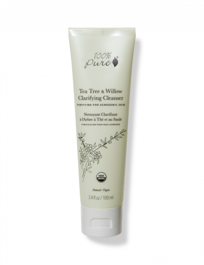 Tea Tree & Willow Clarifying Cleanser - Nettoyant Clarifiant Arbre à Thé & Saule