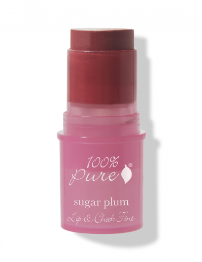 Lip & Cheek Tint - teinte Sugar Plum