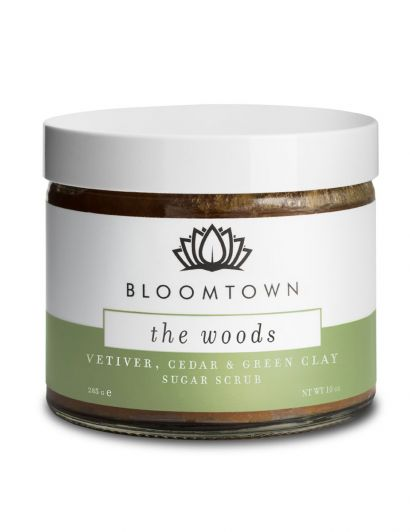 Exfoliating & Moisturising Sugar Scrub : The Woods - Gommage corps