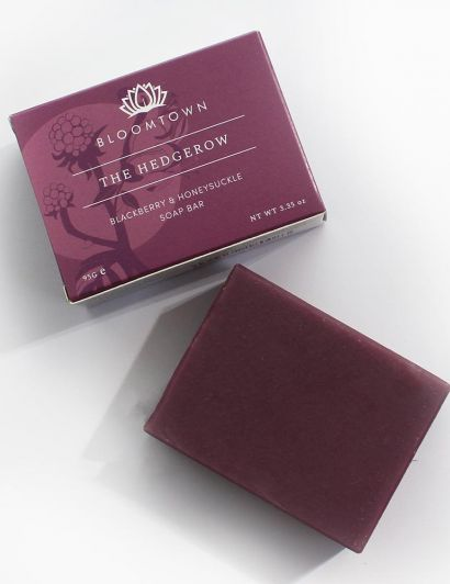Nourishing Soap Bar : The Hedgerow - Savon Solide