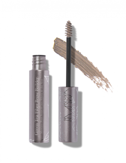 Green Tea Fiber Eyebrow Gel - Mascara Sourcils