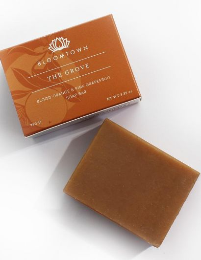 Nourishing Soap Bar : The Grove - Savon Solide