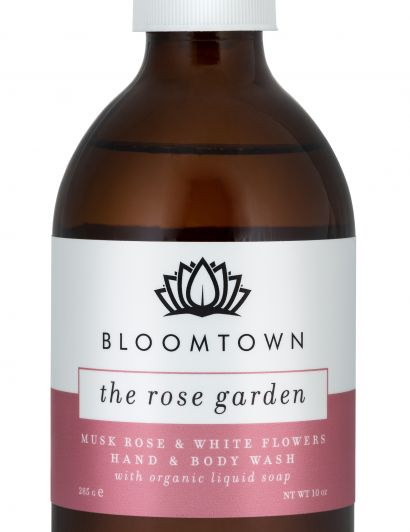 Hand & Body Wash : The Rose Garden - Gel douche Corps & Mains