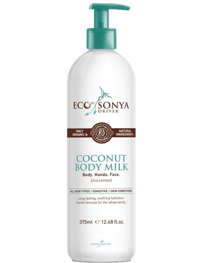 Coconut Body Milk - Lait Hydratant Coco