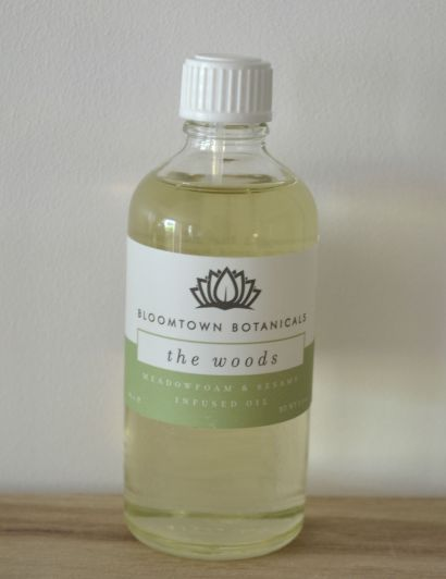 Nourishing Body & Bath Oil : The Woods - Huile corps nourrissante