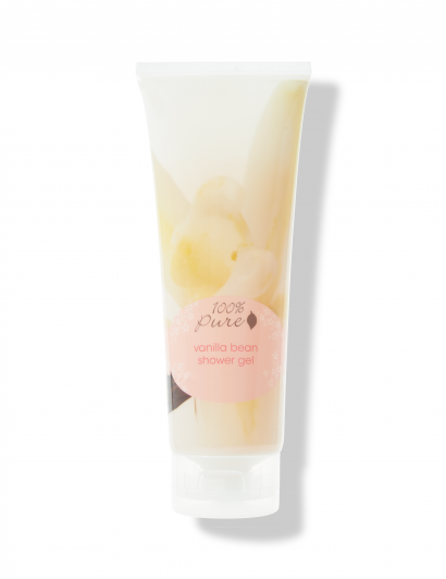 Vanilla Bean Shower Gel - Gel Douche Vanille
