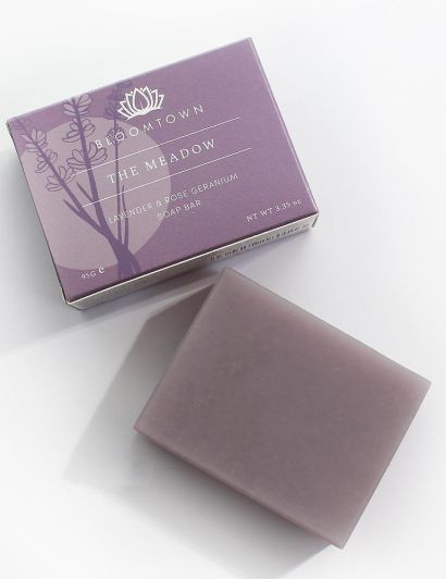 Nourishing Soap Bar : The Meadow - Savon Solide