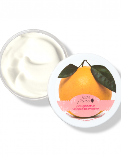 Pink Grapefruit Whipped Body Butter - Beurre Corporel Fouetté Pamplemousse Rose