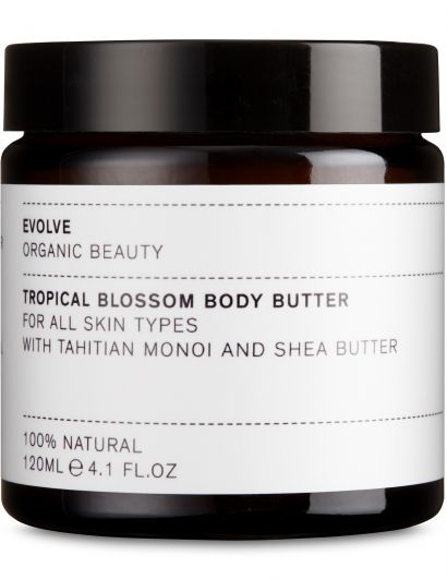 Tropical Blossom Body Butter - Beurre Corporel