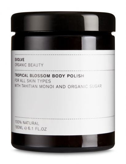 Tropical Blossom Body Scrub - Exfoliant Corps