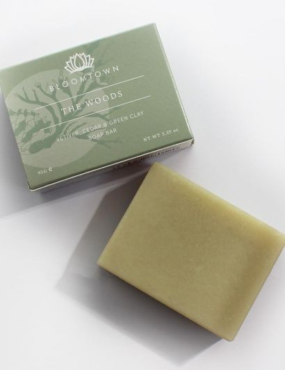 Nourishing Soap Bar : The Woods - Savon Solide