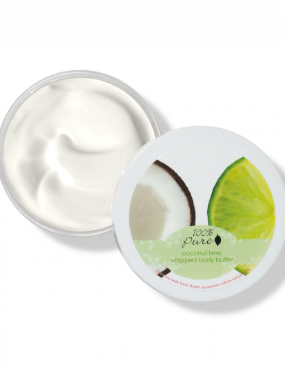 Coconut Lime Whipped Body Butter - Beurre Corporel Fouetté Coco & Citron Vert