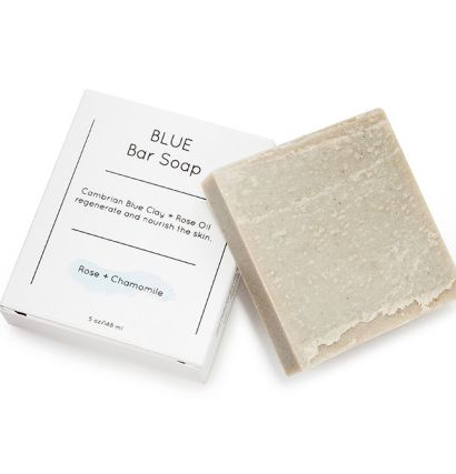 Blue Bar Soap - Nettoyant visage