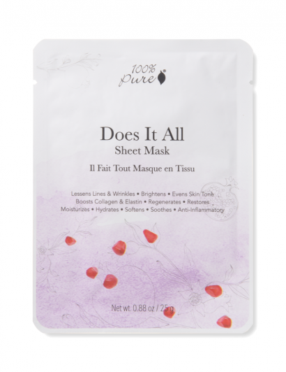 Sheet Mask - Does it all