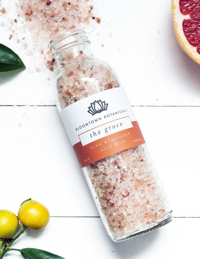 Pink Himalayan Salt Soak : The Grove - Sels de Bain