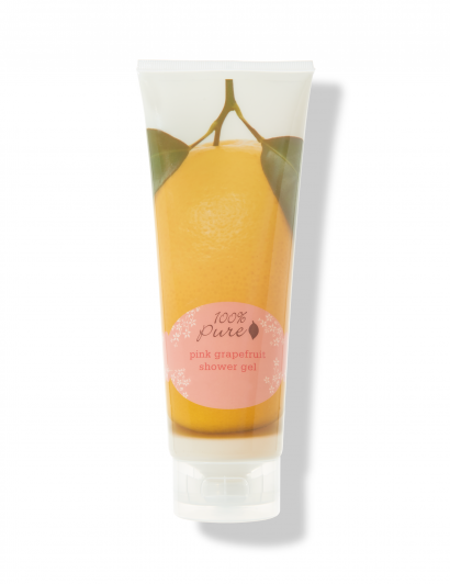 Pink Grapefruit Shower Gel - Gel Douche Pamplemousse Rose
