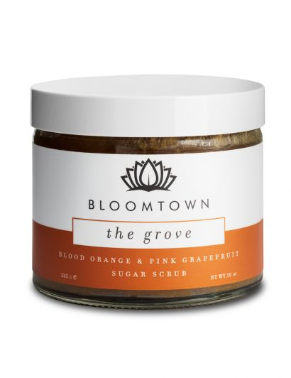 Exfoliating & Moisturising Sugar Scrub : The Grove - Gommage corps