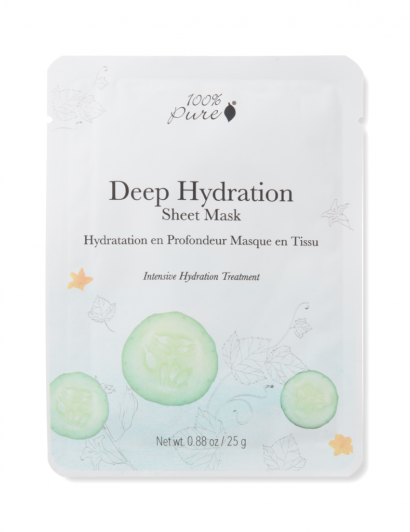 Sheet Mask - Deep Hydratation
