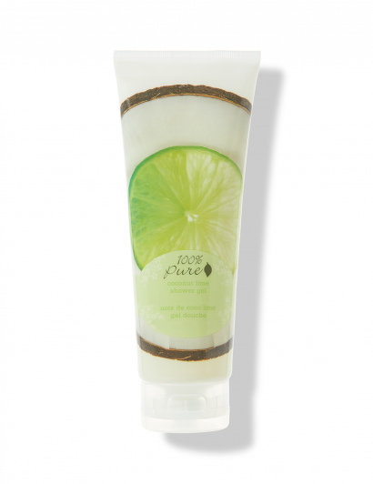 Coconut Lime Shower Gel - Gel Douche Coco & Citron Vert