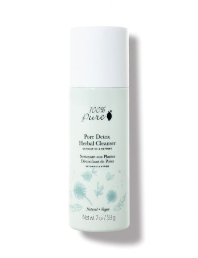 Pore Detox Herbal Cleanser - Nettoyant Purifiant et Detoxifiant