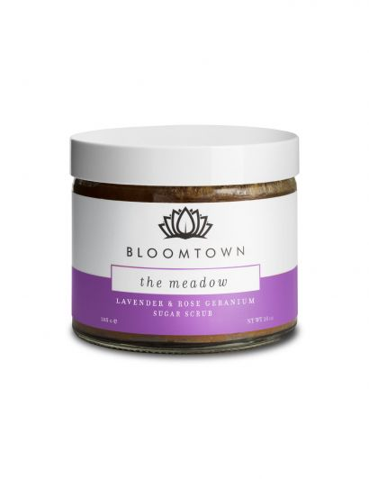 Exfoliating & Moisturising Sugar Scrub : The Meadow - Gommage corps